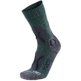 UYN Trekking Expl**** Comfort Socks Men Green Melange/Black